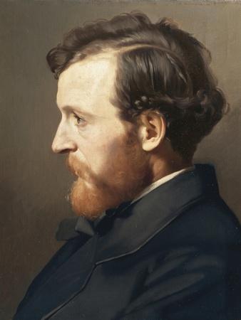 Portrait of Vincenzo Ciseri
