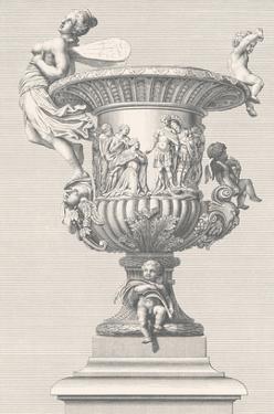 Vase de Marbre II by Antonio Coradini