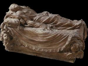 The Veiled Christ by Antonio Corradini Corradini