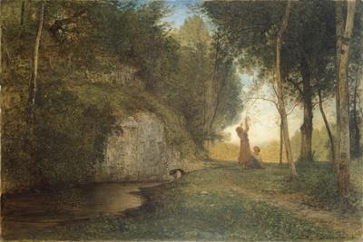 Stillness, Circa 1860