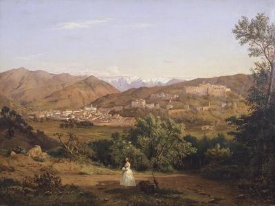 View of Massa, 1843