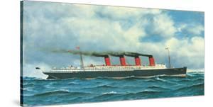 Lusitania, c.1908 by Antonio Jacobsen