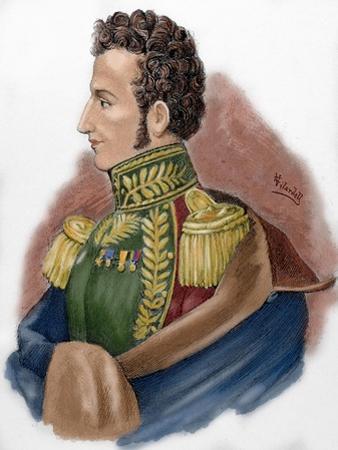 Antonio Jose De Sucre (1795-1830)