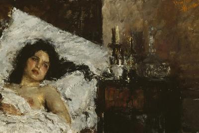 Resting, C.1887