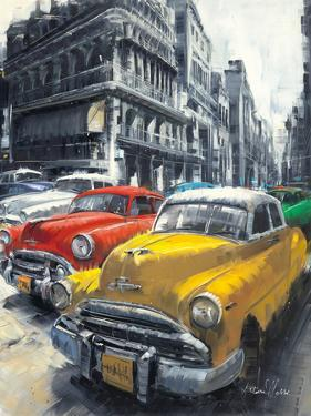 Havana Vintage Classic Cars I by Antonio Massa