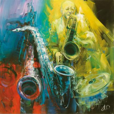Jazz Time by Antonio Massa