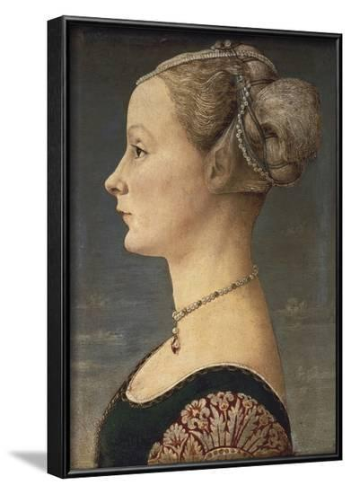 Antonio Pollaiolo-Antonio Del Pollaiolo-Framed Art Print