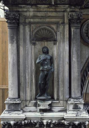 Adam, Bronze Sculpture