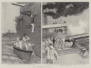 The Spanish-American War by Antonio the Elder Gonzalez Velazquez