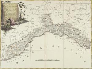 Republic of Genoa by Antonio Zatta