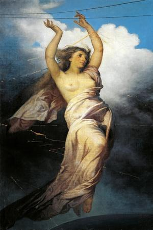 Allegory of Telegraph, 1878