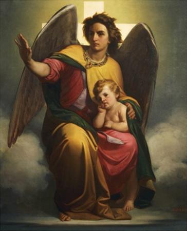 Guardian Angel, 1854