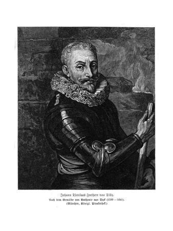 Johann Von Tilly