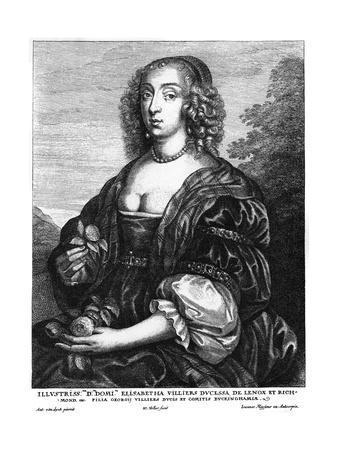 Mary Duchess Richmond