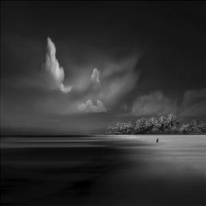 Sea Shore View by Antonyus Bunjamin (Abe)