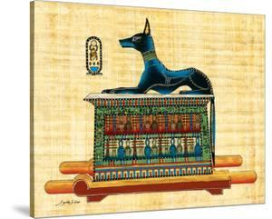 Anubis the God of Dead