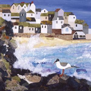 Cornish Coast by Anuk Naumann