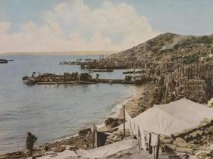 Anzac Cove, Gallipoli, Turkey, 1915