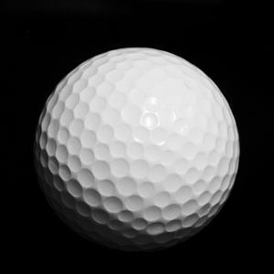 Golf Ball by aodaodaod