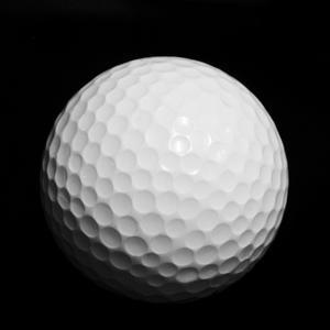 Golf Ball by aodaodaod