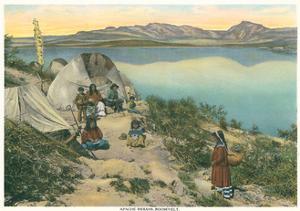 Apache Indians, Roosevelt, Arizona
