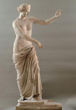 Aphrodite of Capua, 2nd c. B.C. National Archaeological Museum, Naples, Italy