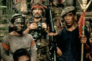 APOCALYPSE NOW, 1979 directed by FRANCIS FORD COPPOLA Dennis Hopper (photo)