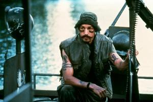 APOCALYPSE NOW, 1979 directed by FRANCIS FORD COPPOLA Frederic Forrest (photo)