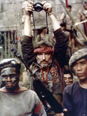 Apocalypse Now by Francis Ford Coppola with Dennis Hopper, 1979 (photo)