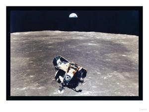 Apollo 11: Eagle Ascent