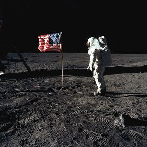 Apollo 11 Extra Vehicular Activity
