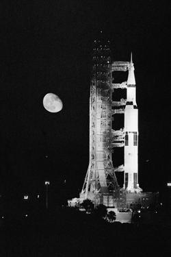 Apollo 11 Spacecraft Ready for Liftoff