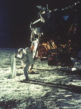 Apollo 11: Sun Sheet
