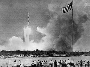 Apollo 13 Takes Off 1970