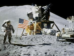 Apollo 15: Jim Irwin, 1971