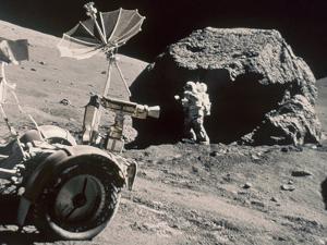 Apollo 17, December 1972: