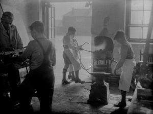 Apprentice Blacksmiths