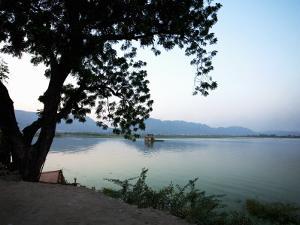 Ana Sagar Lake by April Maciborka
