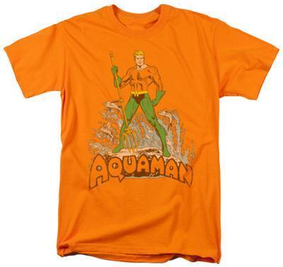Aquaman - Aquaman Distressed