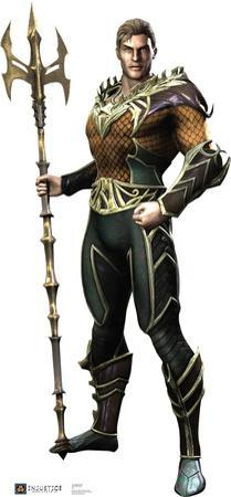 Aquaman - Injustice DC Comics Game Lifesize Standup