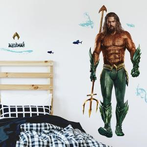 Aquaman Peel And Stick Giant Wall Decals