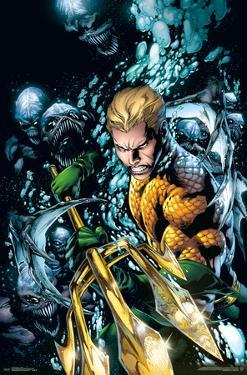 Aquaman- Stand Against the Trench