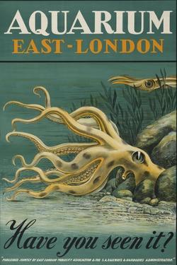 Aquarium, East-London