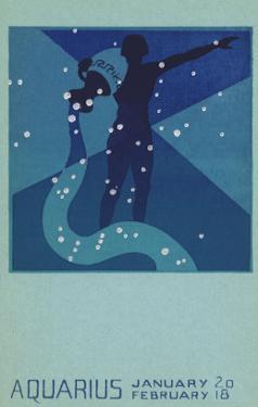 Aquarius, Water Bearer
