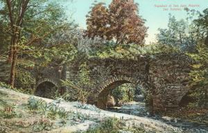 Aqueduct of San Jose Mission, Texas