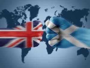 England X Scotland by aquir
