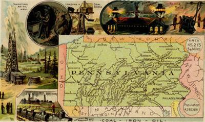 Pennsylvania by Arbuckle Brothers