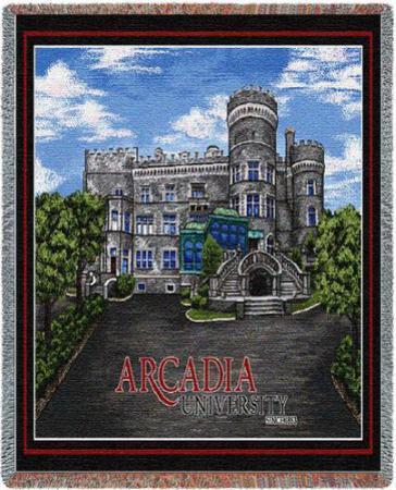 Arcadia University, Castle