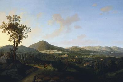 View of San Leucio