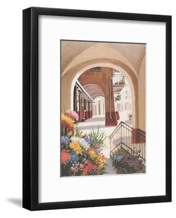 Arcate 6--Framed Art Print
